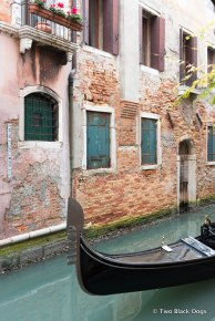 Typical Venetian view