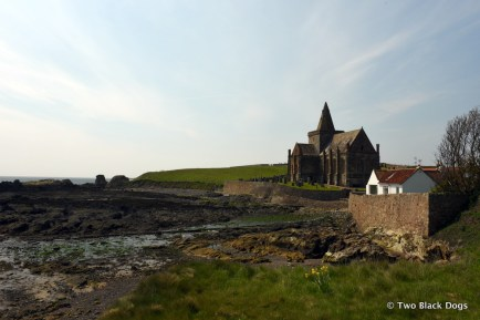 St Monans historic church
