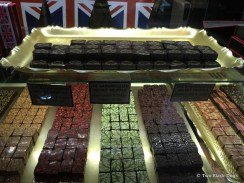 Gourmet chocolates at Iain Burnett, The Highland Chocolatier, St Andrews