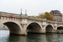 The Pont Neuf, Paris