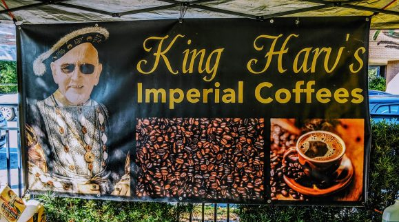 King Harv's Imperial Coffees