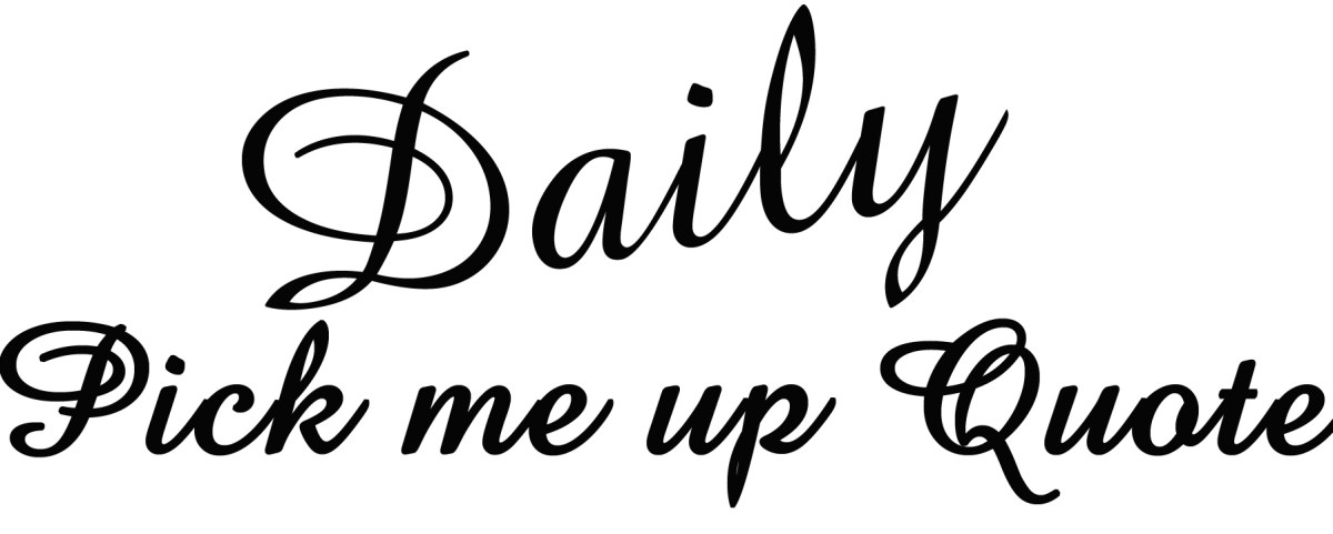 Daily Pick Me Up Quote 2 Boys 1 Girl One Crazy Mom