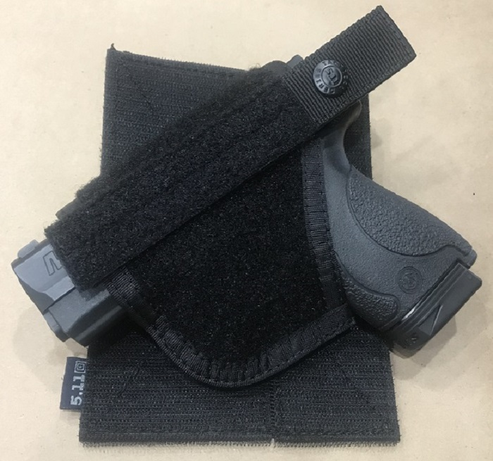velcro holster pouch