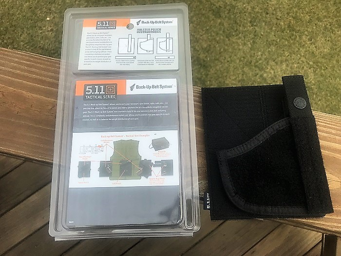 universal holster pouch