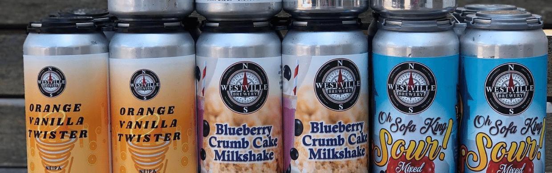 Westville Brewery Header Image