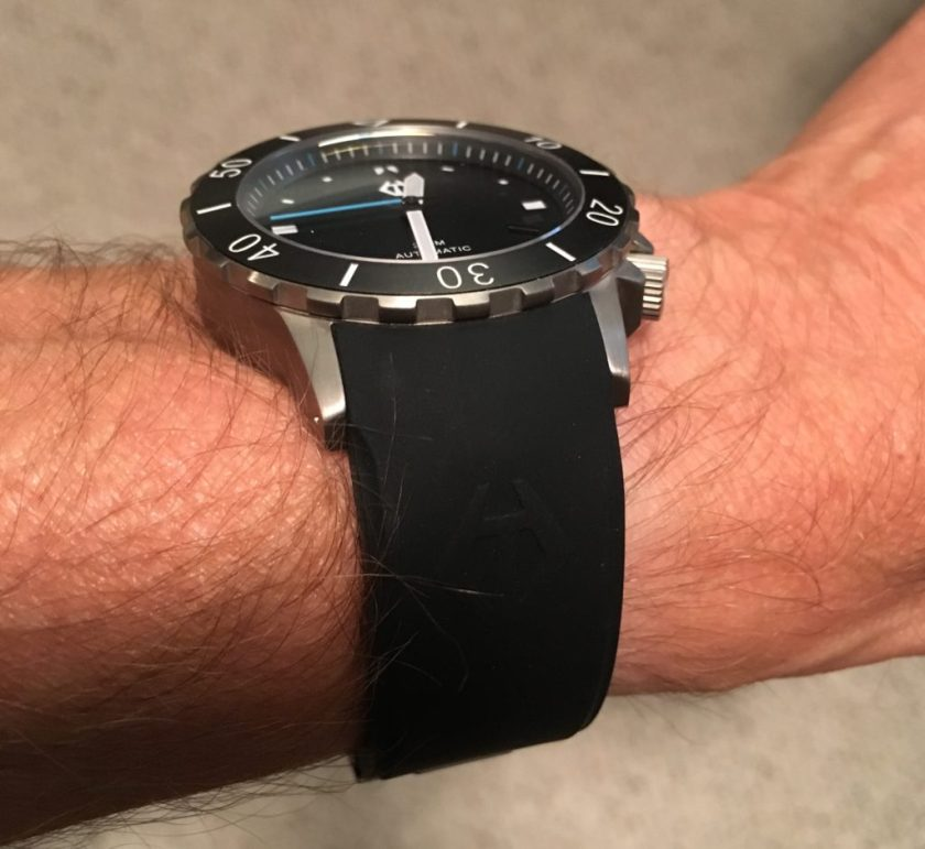 Hamtun Watches Review 72 Hours With The H1 Titanium Two Broke