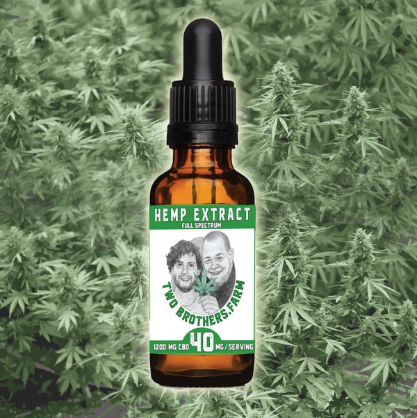 Hemp Extract-Full Spectrum