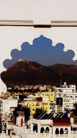 The White City - Udaipur, Rajasthan.