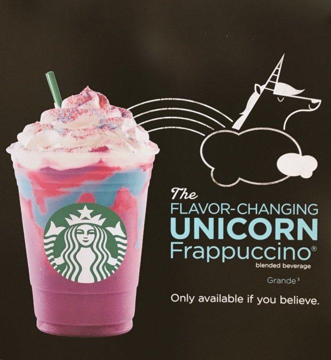 Unicorn-Frapp