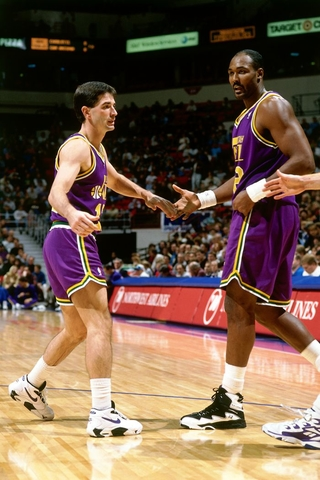 malone and stockton