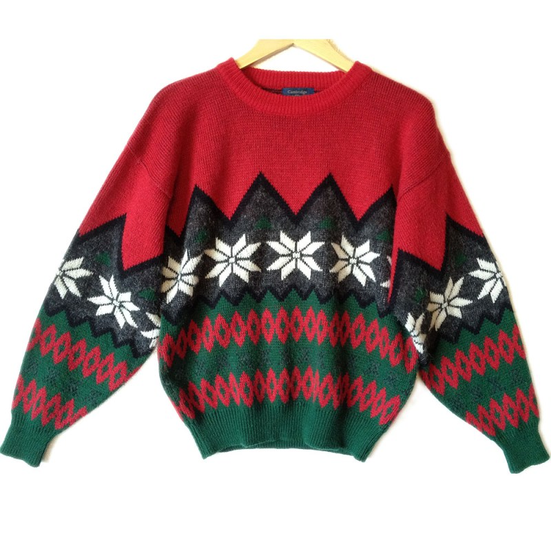 The 5 Official Rules Of Ugly Christmas Sweaters