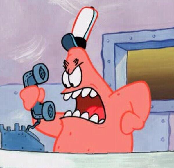 patrick star memes are ruining my childhood memories and the