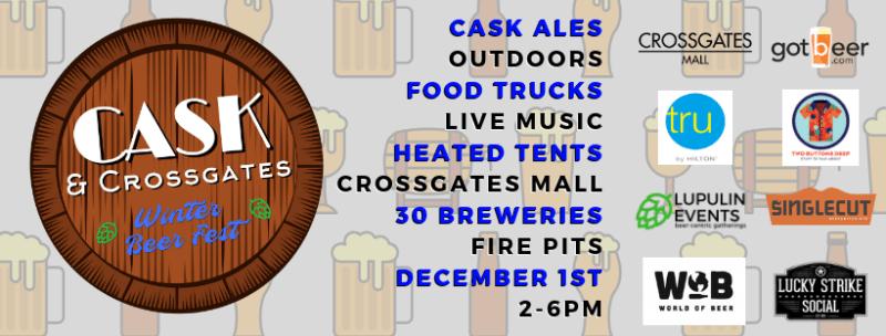 Cask & Crossgates Event Photo