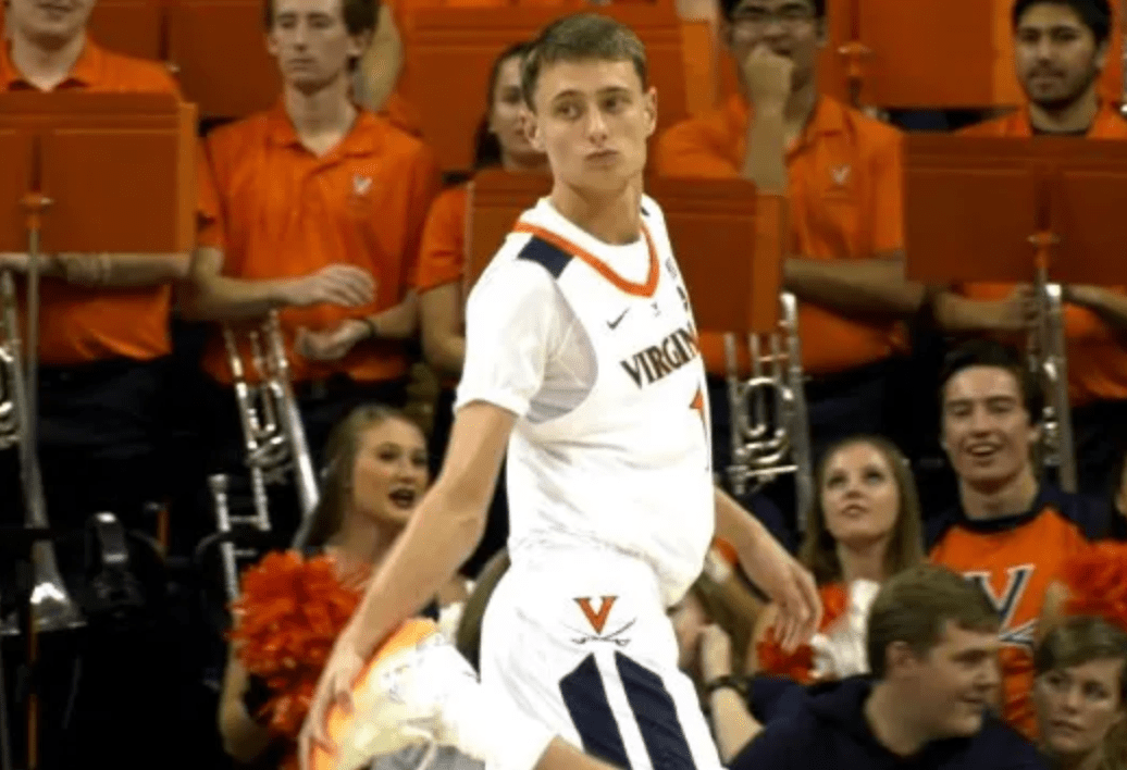 Is Virginia Basketball's Team Manager the New Rudy?