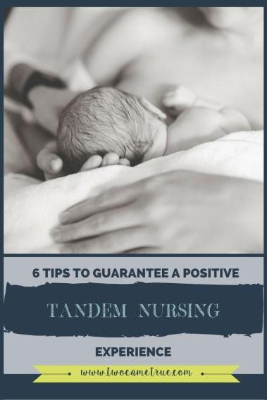 tandem nursing twins