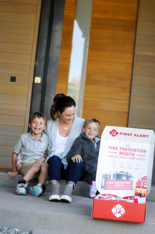 fire safety with first alert