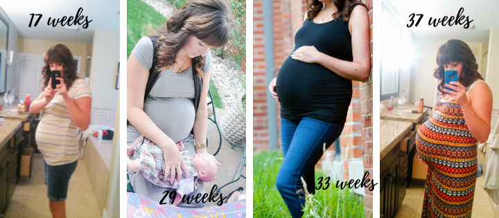 being pregnant with twins
