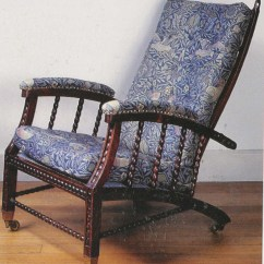 Arts And Crafts Style Chair Star Trek Captain S Furniture Twocan Interior Design