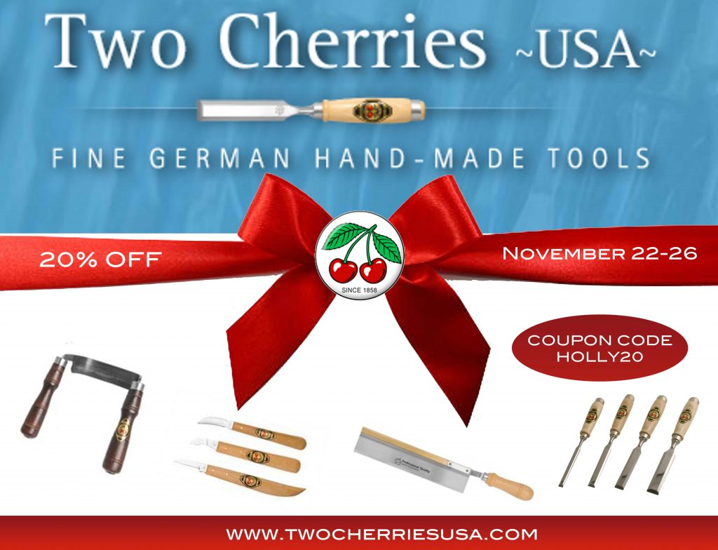 Two Cherries Chisels Canada