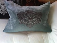 Amazing Silk Velvet Pillows Just Came in | Two Cherubs ...