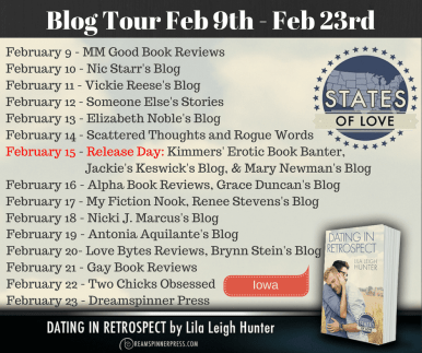 Blog Tour Dates