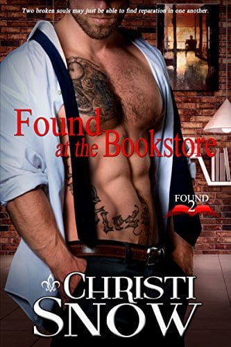 Found at the Bookstore by Christi Snow: Release Day Review, EXCLUSIVE Excerpt (NSFW) and Giveaway