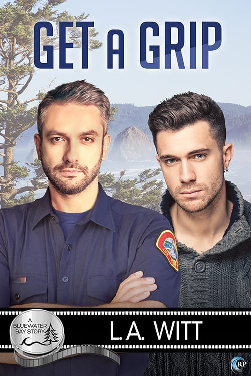 Get a Grip by L.A. Witt: Blog Tour, Exclusive Guest Post and Giveaway