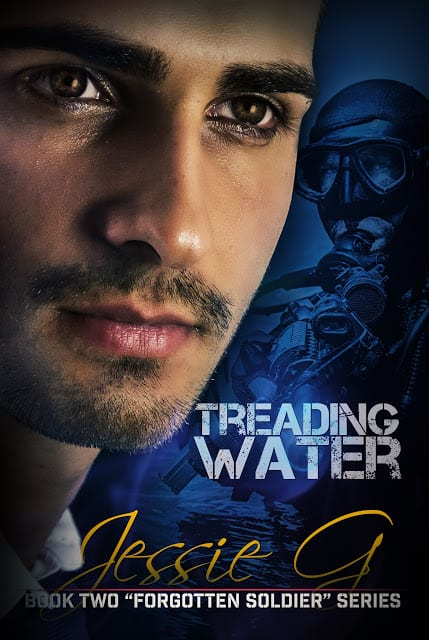 Treading Water by Jessie G: Blog Tour, Excerpt and Giveaway with a Cause!