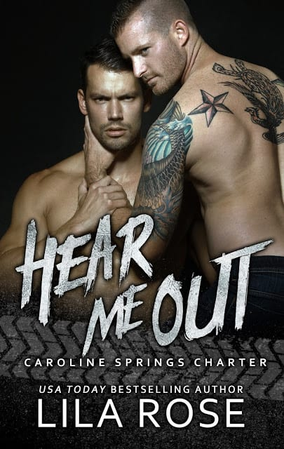 Hear Me Out by Lila Rose: Blog Tour and Review