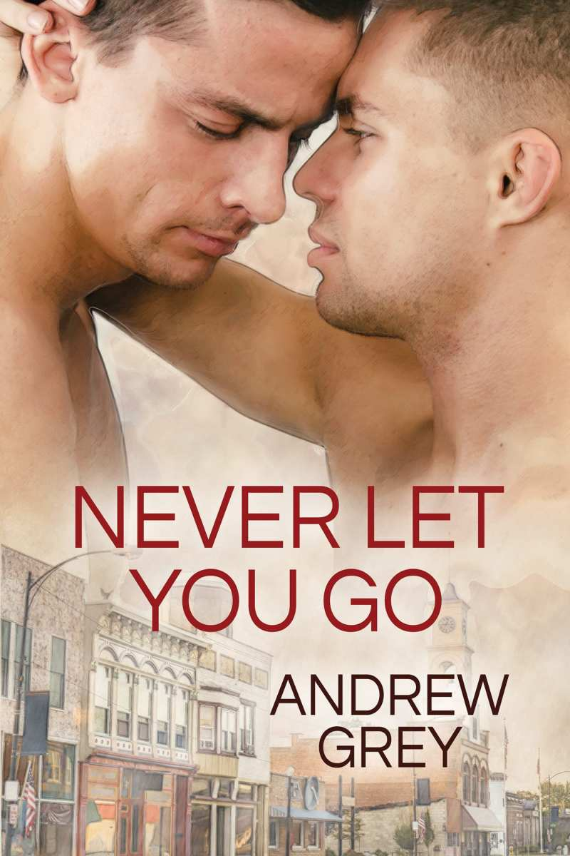 Never Let You Go by Andrew Grey: Exclusive Guest Post, Excerpt and Giveaway
