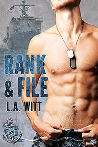 Rank and File by L.A. Witt: Blog Tour, 5 Good Questions, Review and Giveaway
