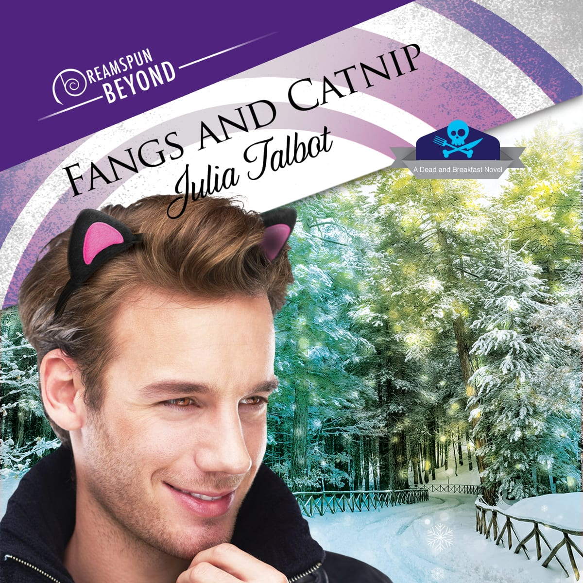 Fangs and Catnip by Julia Talbot: Exclusive Guest Post and Excerpt