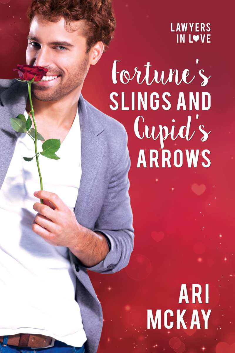 Fortune's Slings and Cupid's Arrows by Ari McKay: Exclusive Guest Post, Release Day Review with Giveaway