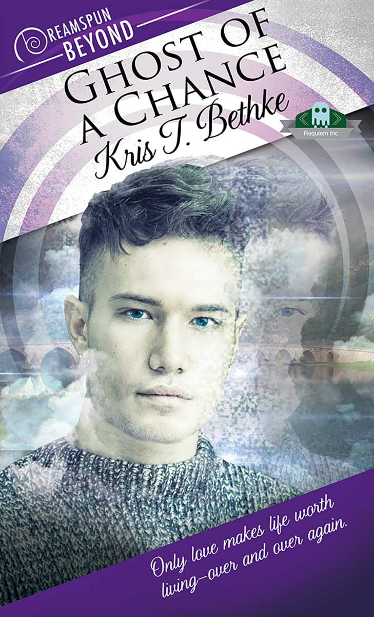 Ghost of a Chance by Kris T. Bethke: Exclusive Guest Post and Release Day Review