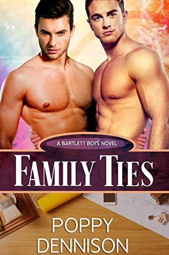 Family Ties by Poppy Dennison: New Release Review and Giveaway