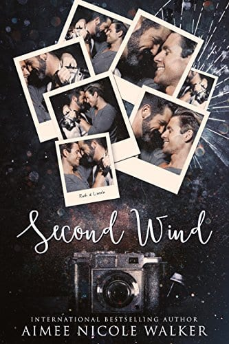 Second Wind by Aimee Nicole Walker: EXCLUSIVE Excerpt, Release Day Review and Giveaway