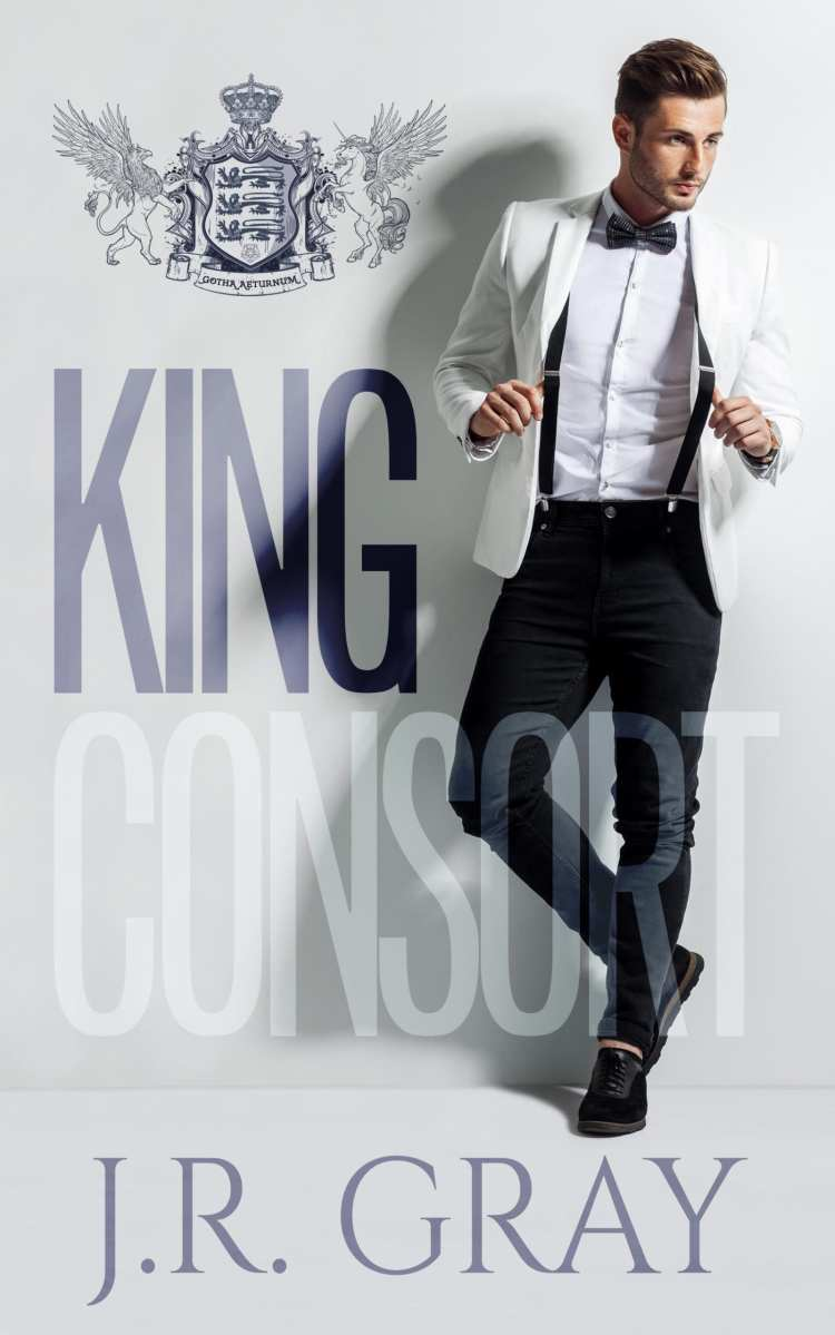 King Consort by J.R. Gray: Release Day Review and Excerpt