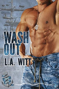 Wash Out (Anchor Point #7) by L.A. Witt: Exclusive Excerpt from Sink or Swim (Book 8), Blog Tour, and Giveaway