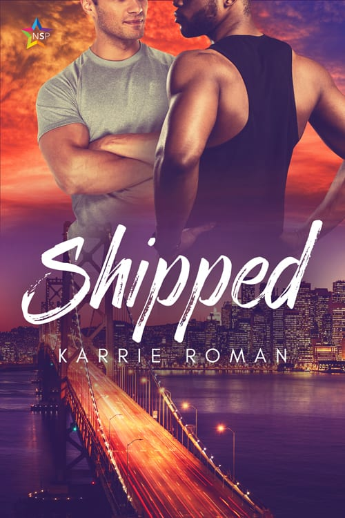 Shipped by Karrie Roman: New Release, Excerpt and Giveaway