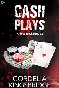 Cash Plays (Seven of Spades #3) by Cordelia Kingsbridge: Blog Tour with Giveaway