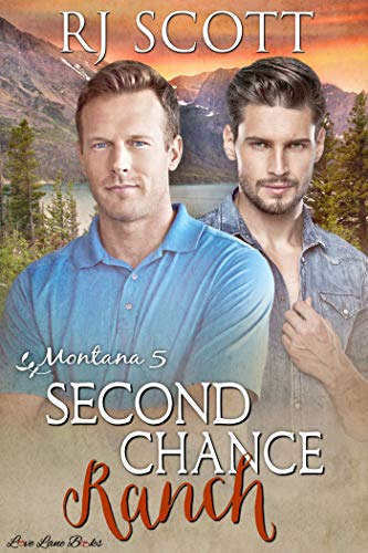 Second Chance Ranch by RJ Scott: Blog Tour, Release Day Review and Giveaway
