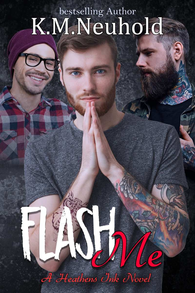 Flash Me by K.M. Neuhold: Exclusive Guest Post, Excerpt, Blog Tour and Giveaway