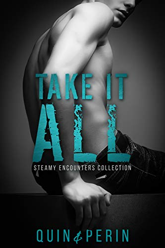 Take It All - Steamy Encounters Collection by Quin Perin: Release Day Review, Excerpt and Giveaway