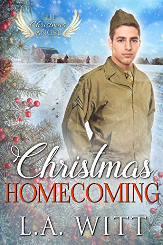 Christmas Homecoming (The Christmas Angel Book 4) by L.A. Witt: Blog Tour, New Release Review and Giveaway