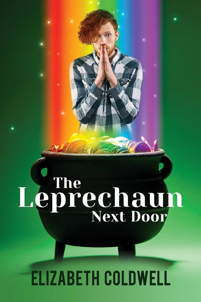 The Leprechaun Next Door by Elizabeth Coldwell: Exclusive Guest Post, Blog Tour, and Giveaway