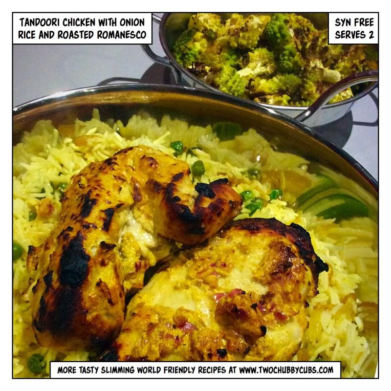 tandoori chicken slimming world