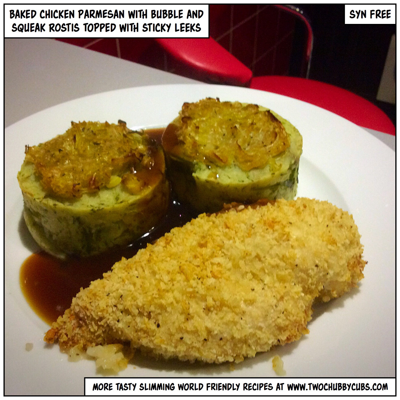 Syn Free Chicken Parmesan