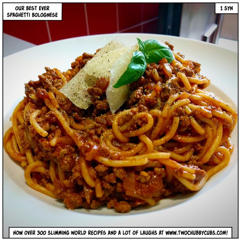 best ever spaghetti bolognese