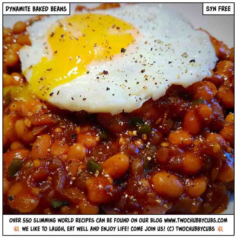 dynamite baked beans