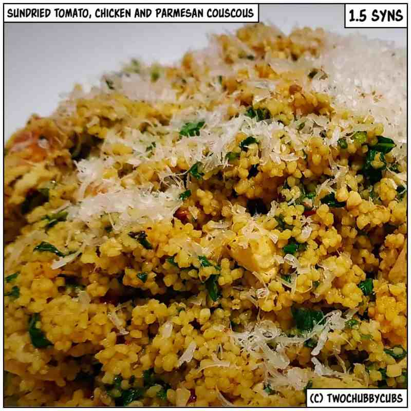 sundried tomato chicken couscous